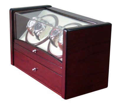 Lenzburg™ Dual Watch Winder